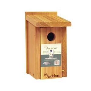 Woodlink Audubon Cedar Bluebird House