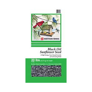 Black Oil Sunflower 20#
