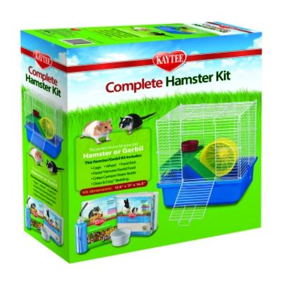 Complete Hamster Gerbil Kit