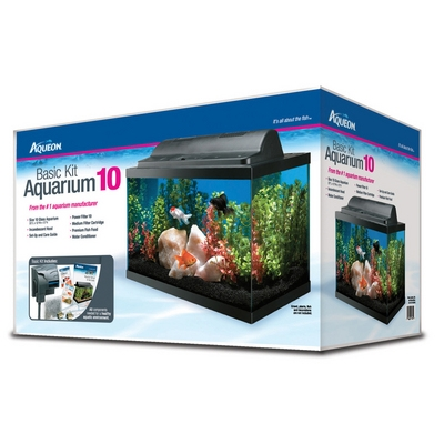 Aqueon 10 Gallon Aquarium