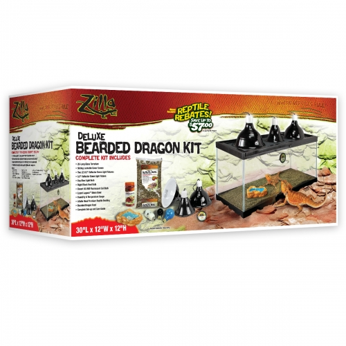 Zilla Bearded Dragon Kit 20 Long
