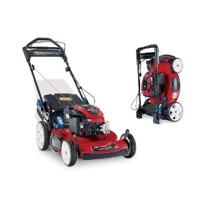 Toro Lawn Mower With SmartStow