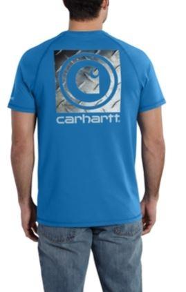 Carhartt Force Cotton Delmont C Squared Pocket