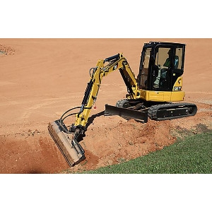 CAT 304E CR Mini Hydraulic Excavator