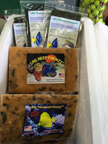 Larry's Fish Food - All Packages
