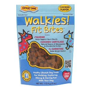 Crazy Dog Walkies Fit Bites - Chicken