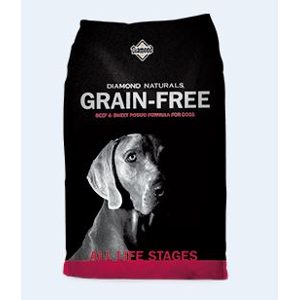 Diamond Beef & Sweet Potato Formula Dog Food