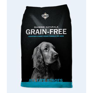 Diamond Whitefish & Sweet Potato Formula Dog Food