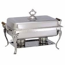 8 Quart Décor Chafer