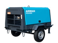 Airman Compressor Model PDS 185S