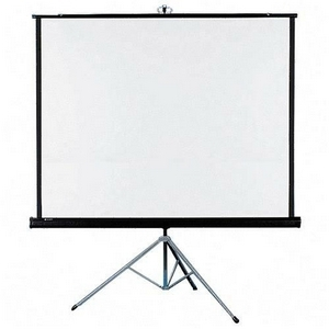 Video/Projector Screen 6'
