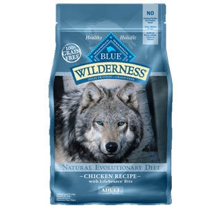 Blue Wilderness® Chicken Recipe for Adult Dogs 24 Pounds