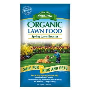 Espoma® Organic Spring Lawn Booster