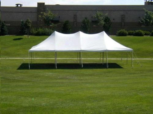 20 x 40 White Elite tent