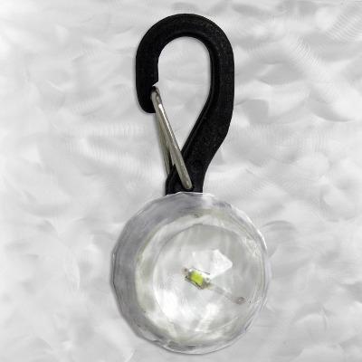PetLit Crystal Jewel LED Collar Light