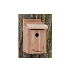 Audubon Cedar Wren and Chickadee House