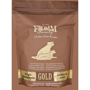 Fromm Gold Weight Management Dog Food