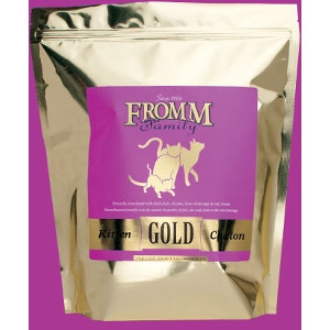 Fromm Gold Kitten Cat Food