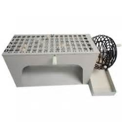 Tabletop Bingo Cage With Balls And Rack