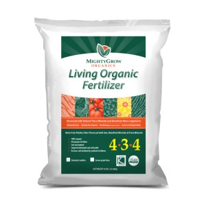 MightyGrow Living Organic Fertilizer