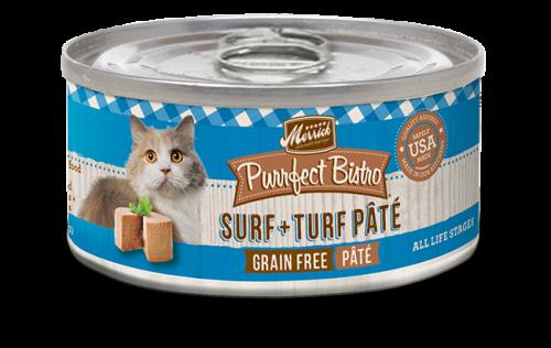 Merrick Surf & Turf Can Cat 24/3.2 oz.