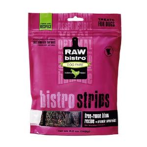Raw Bistro Strips: Free Range Bison Recipe