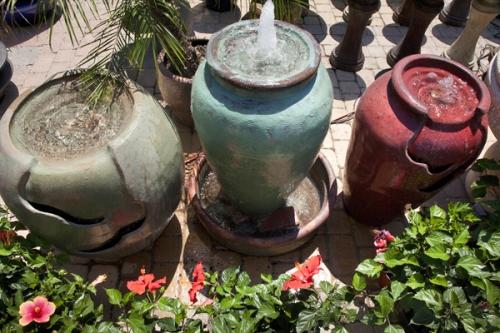 Unique Garden Fountains