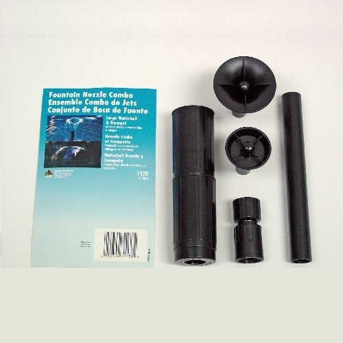 Beckett Combo Nozzle Kit Trumpet Waterbell West Chester