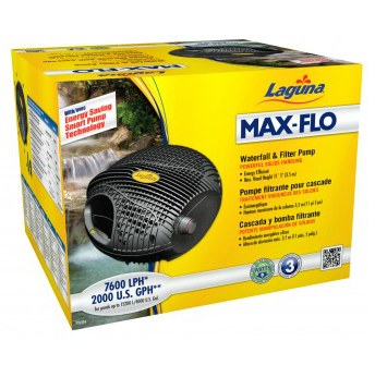 Laguna Max-Flo 2000 Waterfall & Filter Pump