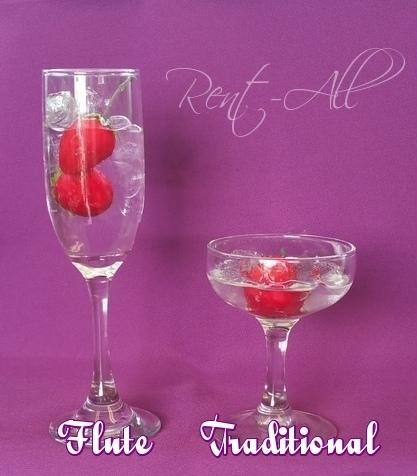 Glassware Champagne Flute, 6.5oz