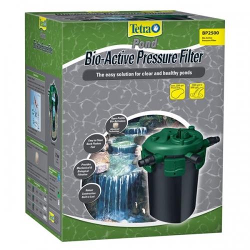 TetraPond® Bio Active Pond Pressure Filters
