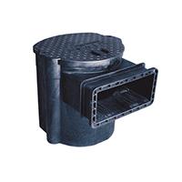 CS000 Savio Skimmerfilter