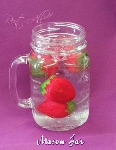 Glassware Mason Jar 16oz