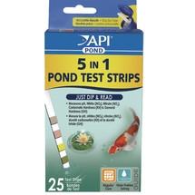 API POND 5 in 1 Test Strips