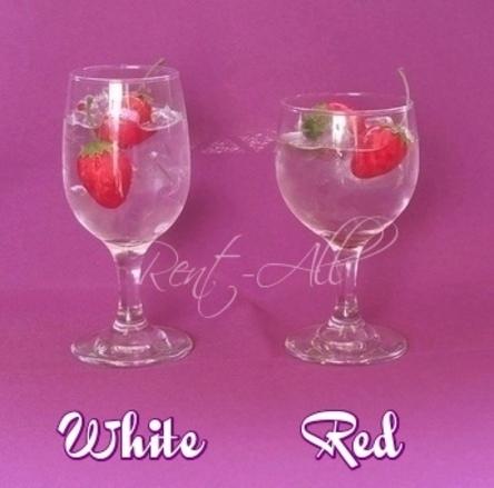 Glassware White Wine 8 oz.