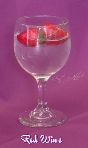 GlasswareRed Wine 8oz.