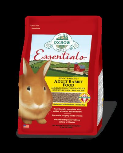 Oxbow Essentials - Adult Rabbit 5lb