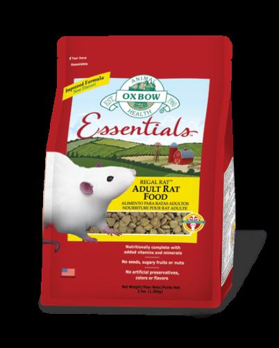 Oxbow Essentials - Rat Food 3lb