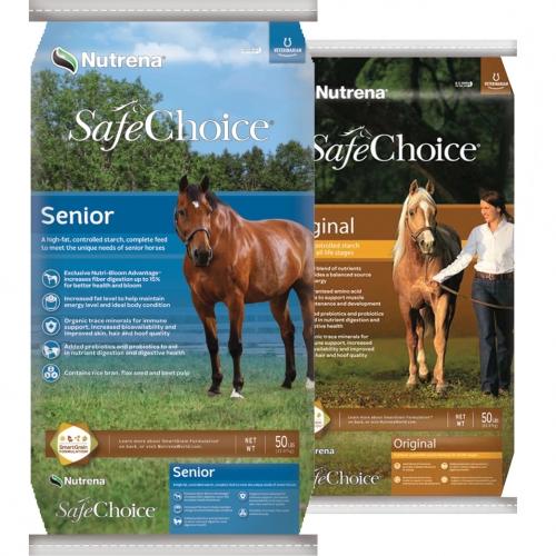 SafeChoice® Horse Feeds