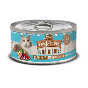 Purrfect Bistro Tuna Niçoise 3oz Cat