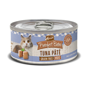 Purrfect Bistro Tuna Pâté 3oz Cat