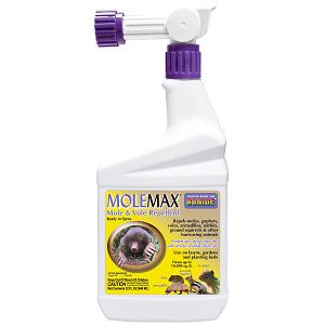 Molemax Mole Repellent Rts Qt