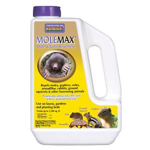 Bonide Molemax Mole & Vole Repellent 5lb