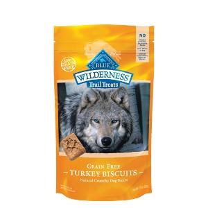 BLUE Wilderness Trail Treats® Turkey Biscuits
