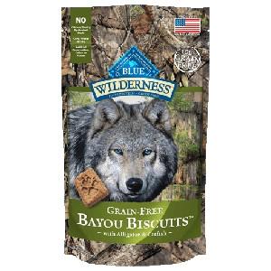 BLUE Wilderness® Bayou Biscuits™ with Alligator & Catfish