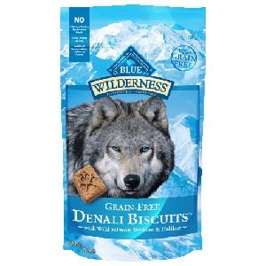 BLUE Wilderness® Denali Biscuits™ with Wild Salmon, Venison & Halibut