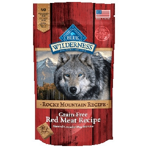 BLUE Wilderness® Rocky Mountain Recipe™ Red Meat Biscuits
