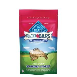 BLUE Mini Bars® Blueberry & Yogurt Natural Mini Dog Biscuits