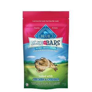 BLUE Mini Bars® Chicken & Cheddar Natural Mini Dog Biscuits