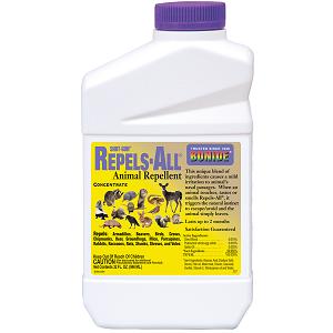 Bonide Shot-gun Repels-all Repellent Conc Qt